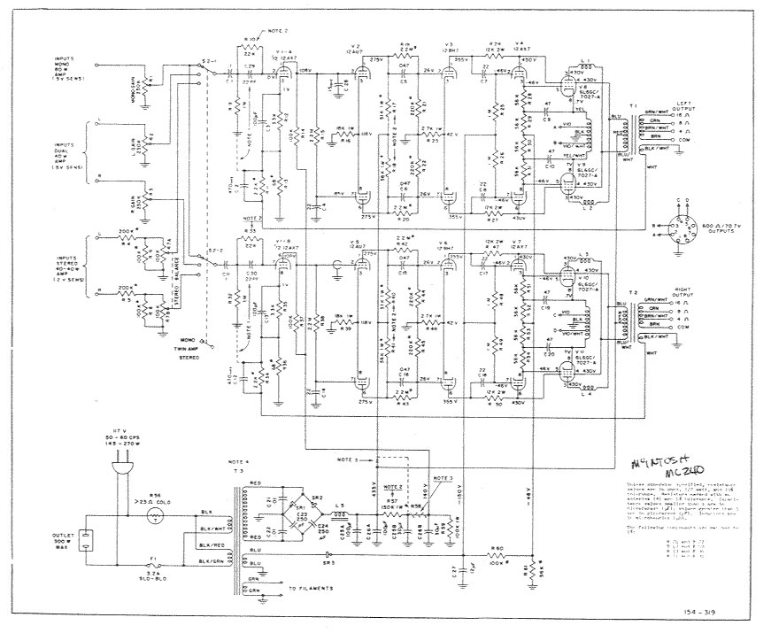 Power Circuit Diagram Of Electric Lo otive also Fender Ch  5c1 Wiring Diagram additionally McIntosh MC240 gif furthermore Mm6750 besides Ss9552. on online amplifier