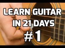 Embedded thumbnail for Nauci svirati gitaru za 3 sedmice