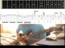 Embedded thumbnail for Nauci Canon Rock najbolja verzija sa tabovima
