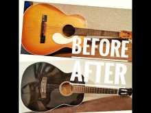 Embedded thumbnail for Reparacija stare gitare