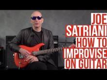 Embedded thumbnail for Joe Satriani lesson