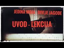 Embedded thumbnail for Jedina moja - Uvod - Lekcija za pocetnike